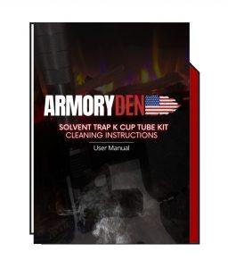"9"" Aluminum 1.73"" OD Solvent Trap Tube **[{Blemished}]**"