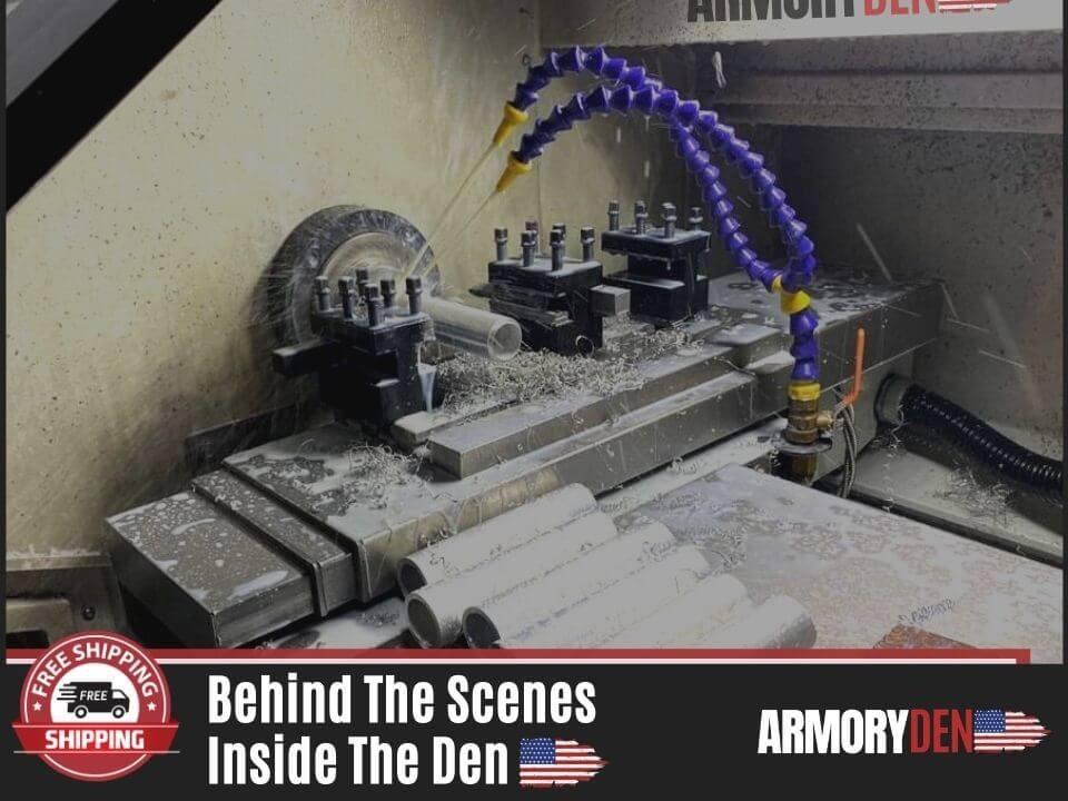 Armory Den